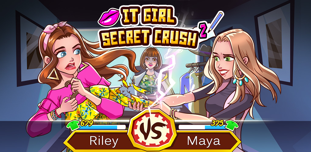 It Girl Secret Crush 2 - Choose Your Boyfriend  Riley's internship is going well so far, and even got some luck in romance! However, her workmate Maya is going insane out of jealousy, and she's trying to ruin Riley's career!