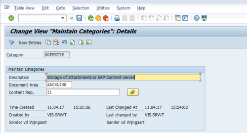 Significant cost reduction for storing attachments in SAP — Avelon Be