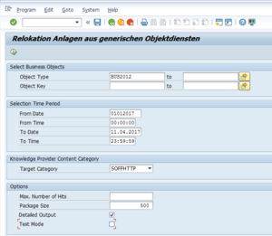 Significant cost reduction for storing attachments in SAP