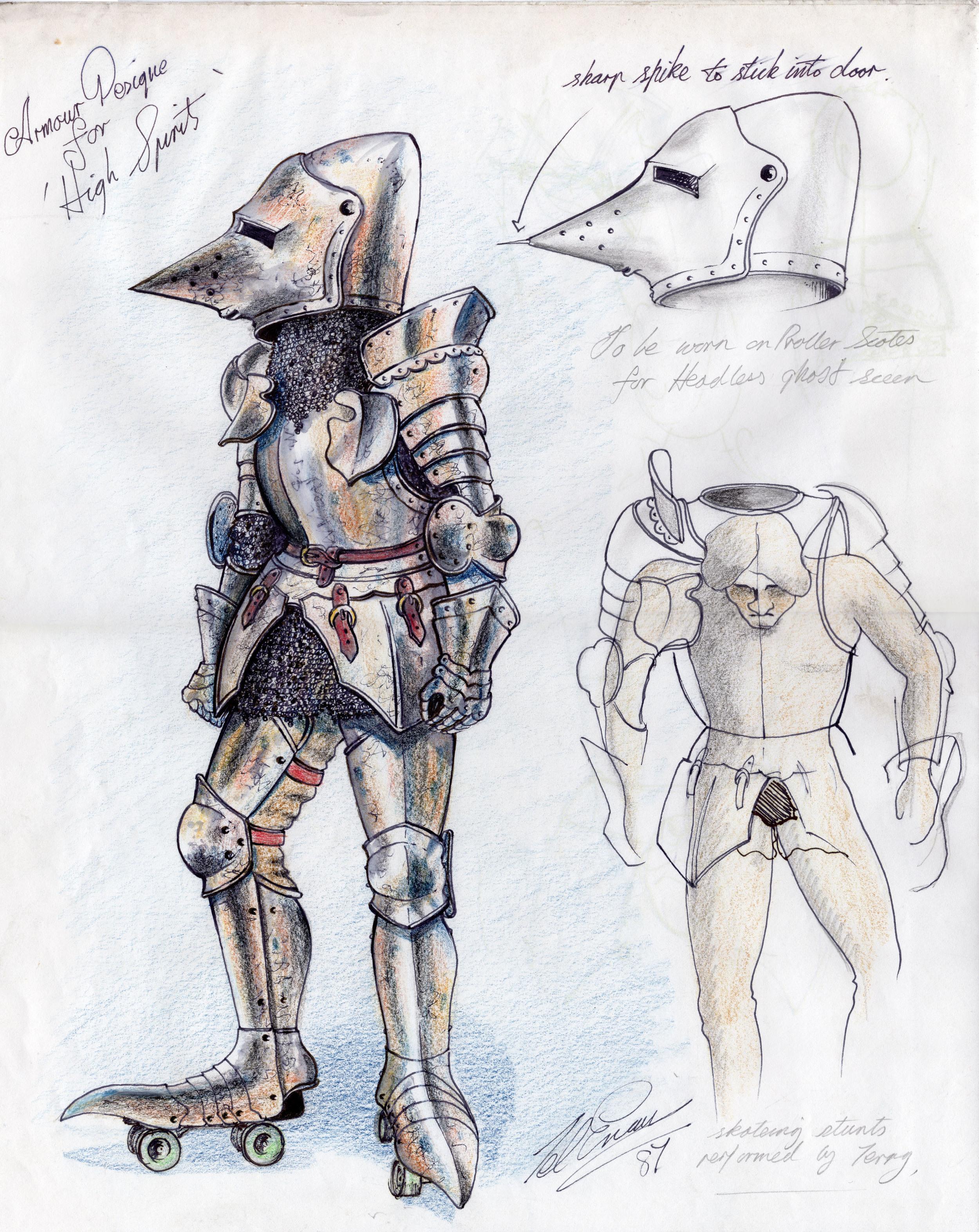 Armour Designs