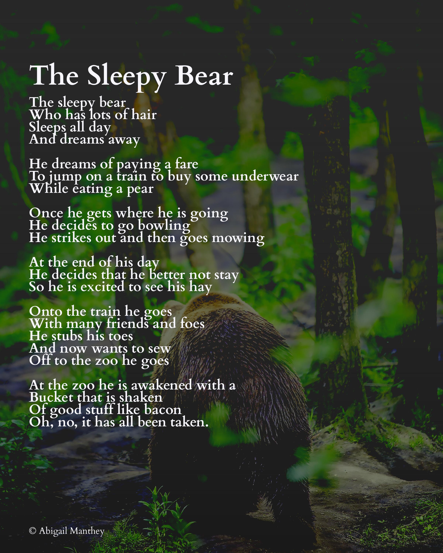 The Sleepy Bear.jpg