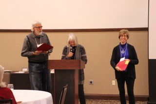 Saturday AM: Triad Prize - Accepting for William McConnell, 2nd Place Memorial New Poet