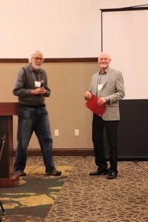Saturday AM: Triad Awards - Gary Haren, 2nd Place Poet's Choice
