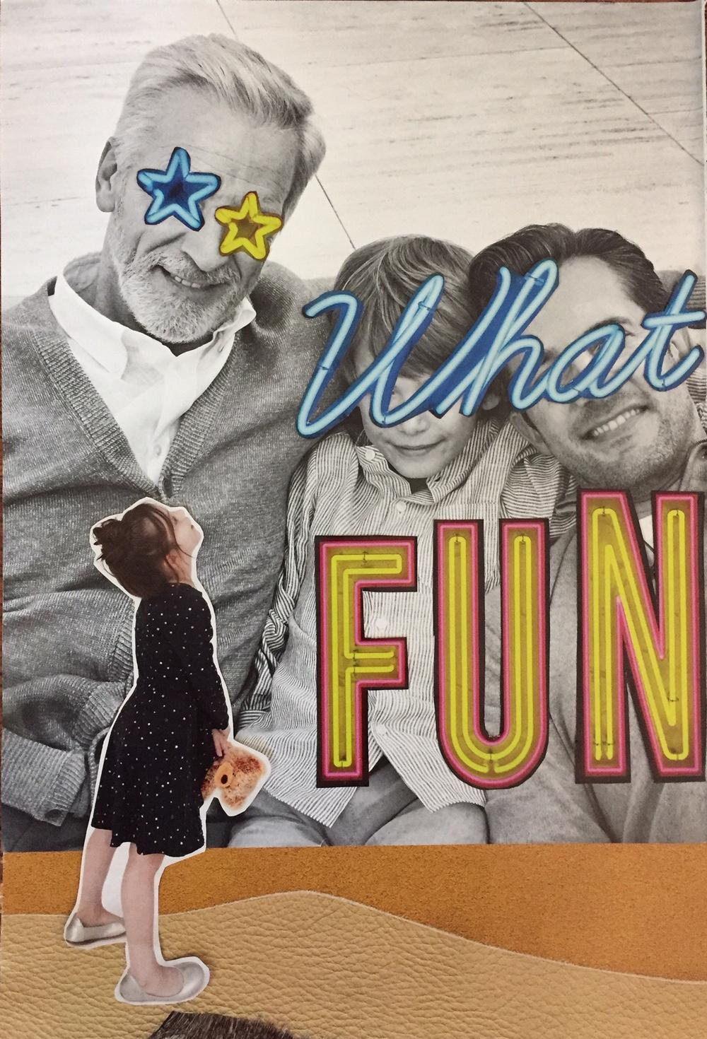 What Fun  by Ron Czerwien