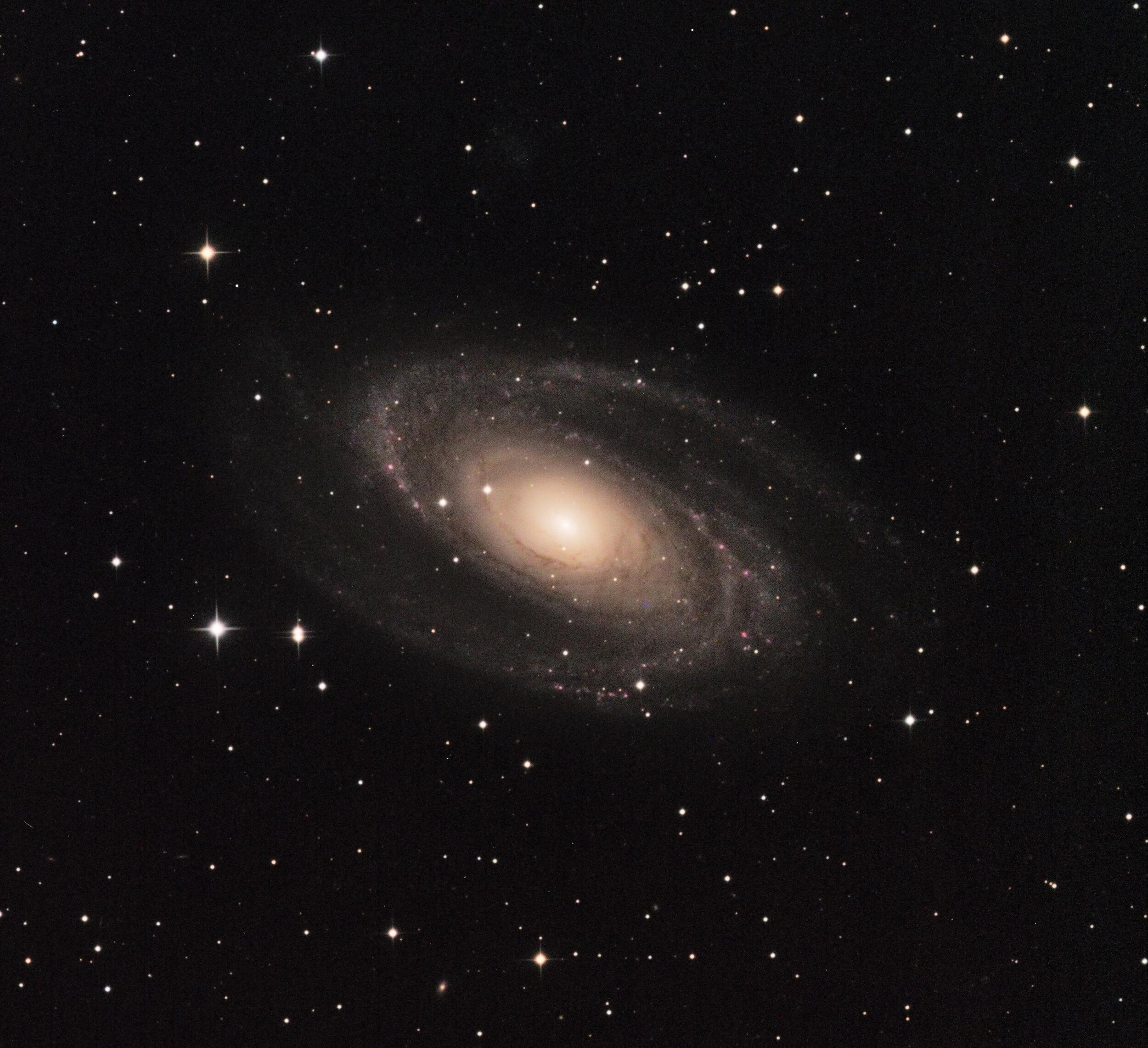 M81 Bode's Galaxy