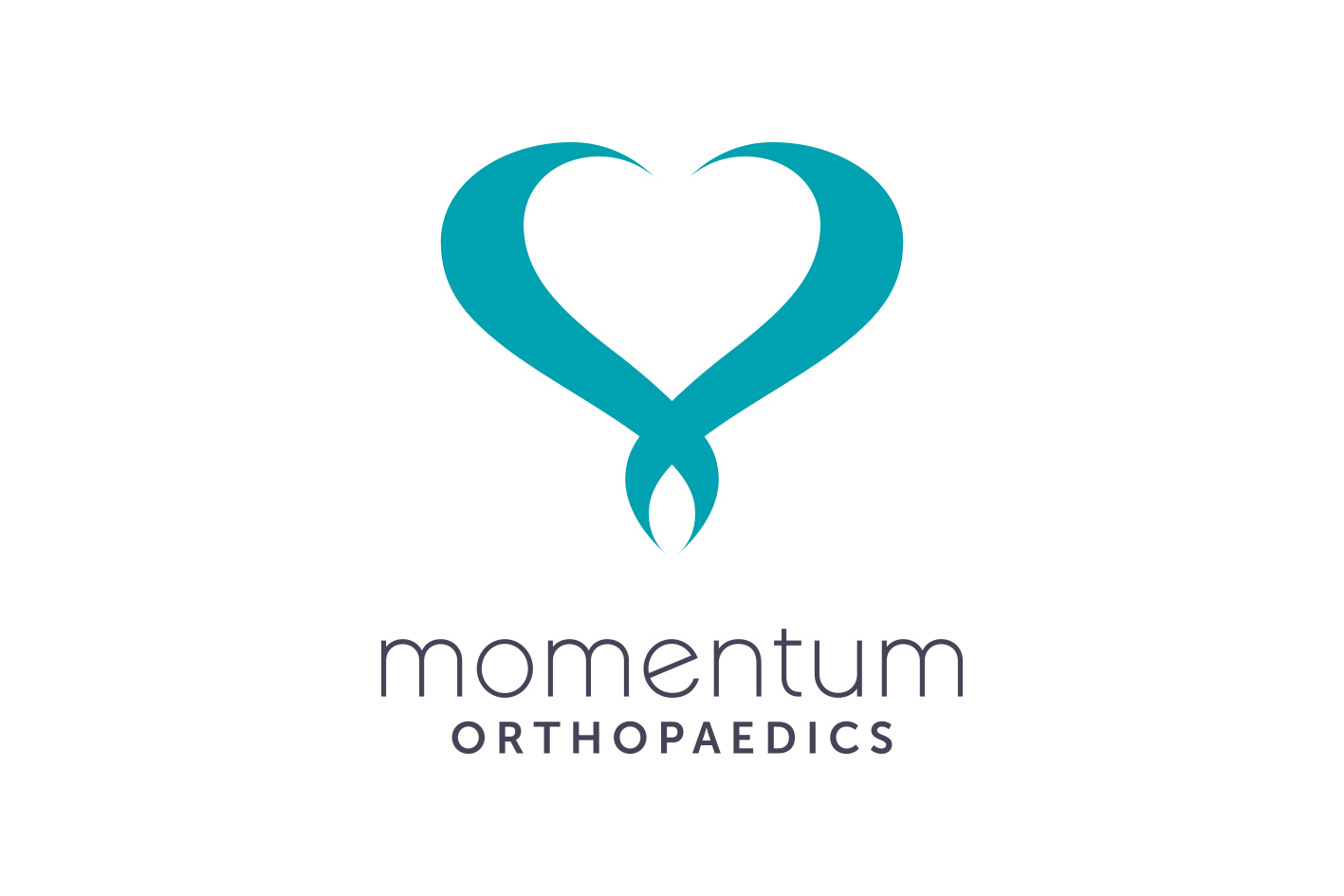 Momentum  Branding and website for orthopaedic clinic, commissioned by Cobb Healthcare and Spire Healthcare.
