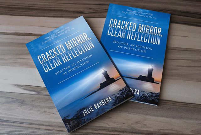 My #inspirational book, #crackedmirrorclearreflection will be available for purchase on Amazon, Barnes & Noble and other worldwide booksellers Sept 6! #newreleases #juliebarbera #inspiration #christiannonfiction #personalgrowthbooks #vision #personaldevelopmentjourney #personaldevelopment