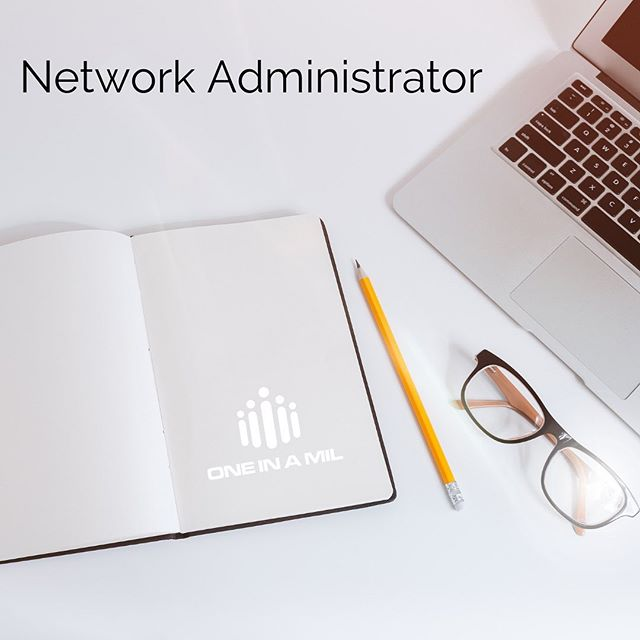 Take a look at one of our new opportunities! A Charleston client is looking for a Network Administrator, apply today! Link in bio.