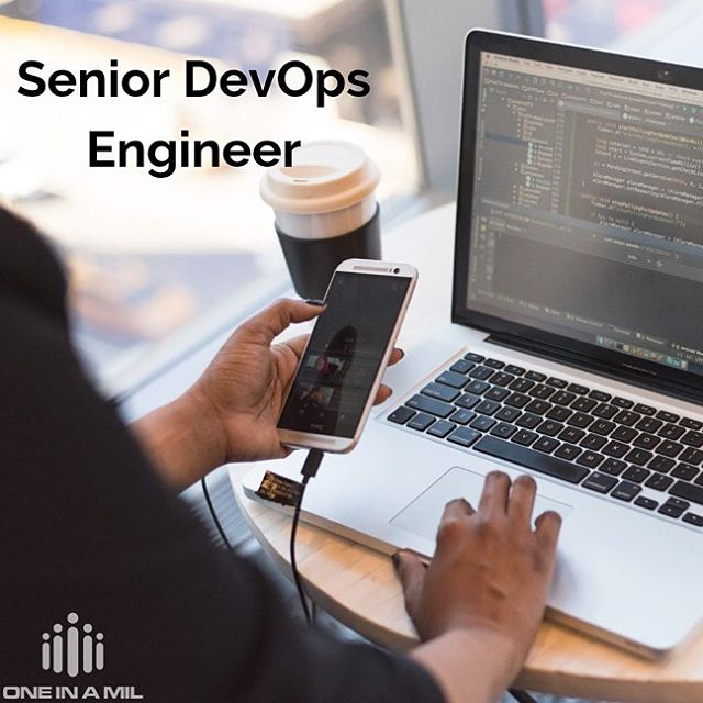 Happy Friday, Friends! We have a brand new Charleston opportunity! We have the Senior DevOps Engineer and all opportunities posted on our careers page! Link in bio.
