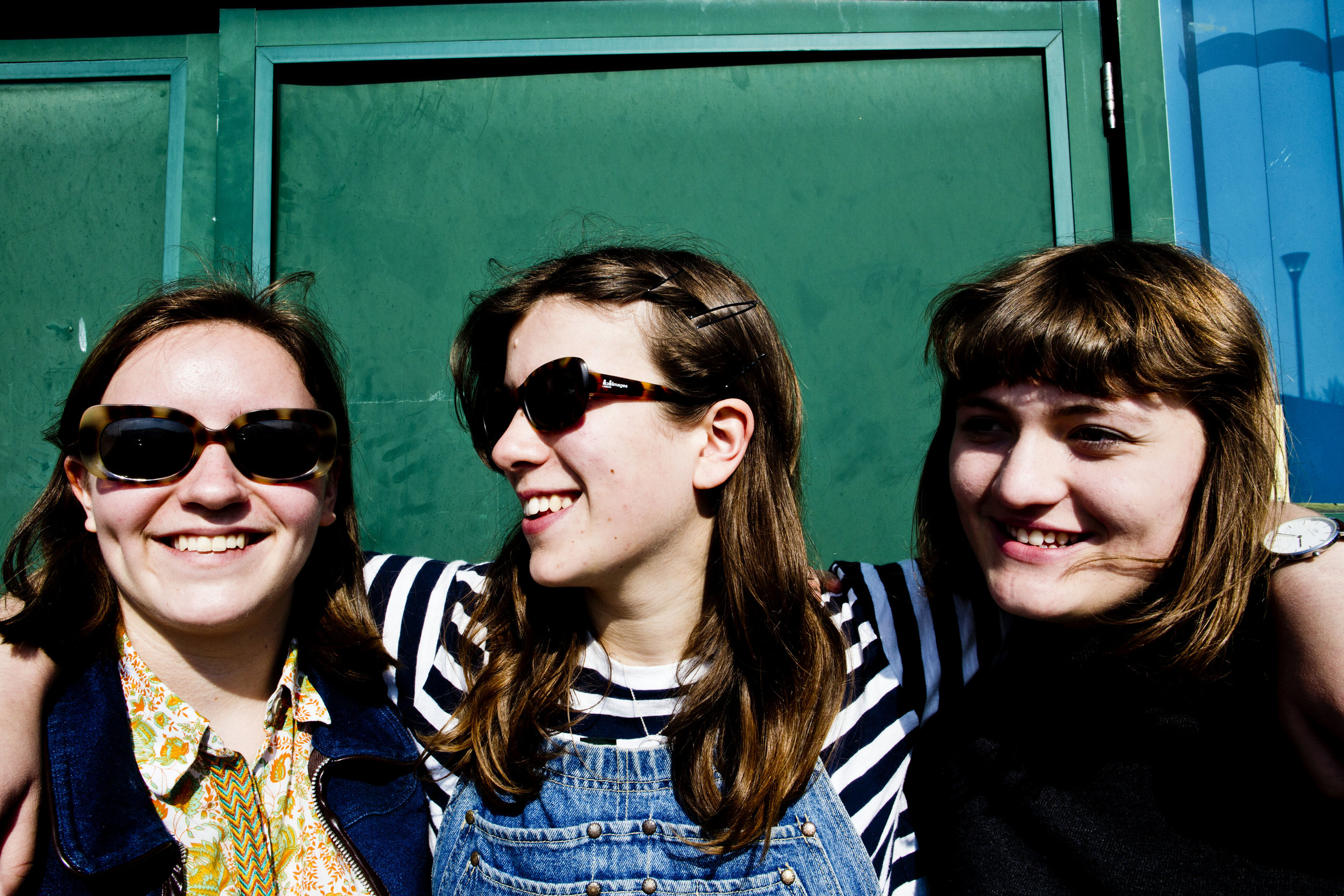 GIRL RAY - Girl Ray'ssongs document the dramas of adolescence with a wit and wistfulness far beyond their years. Inspired by the likes of Pavement,Neutral Milk Hoteland Pixies, their By The Sea show will follow theAugust 4th release of their debut album 'Earl Grey'.
