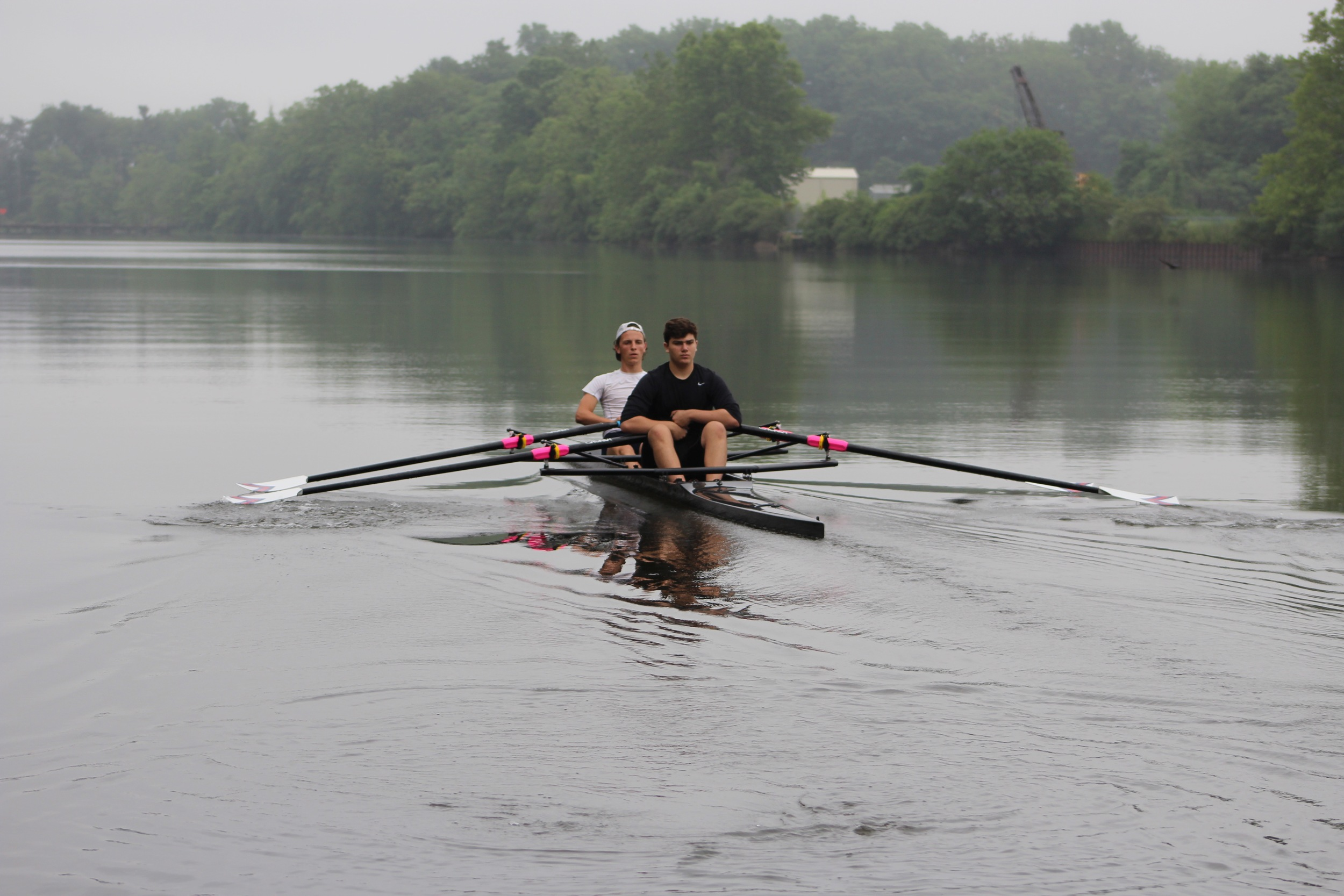 Recreational Rowing — Upper River Boat Club