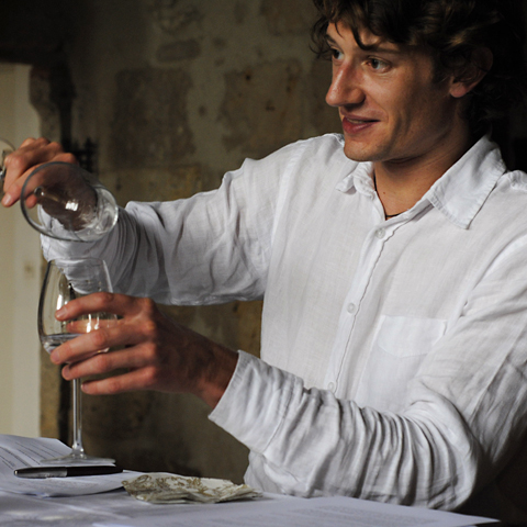 Dr James Flewellen conducts wine tasting holiday courses in France and the UK.