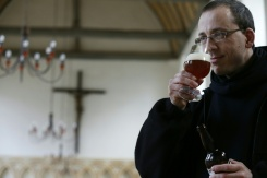 The Benedictine monks of the Abbey of Saint-Wandrille brew their own beer, France's only truly monastic beer