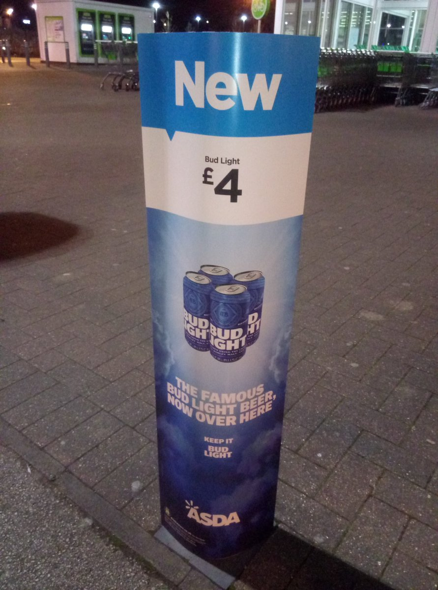 """""""America's favorite beer"""" trying to tap into UK millennial market"""