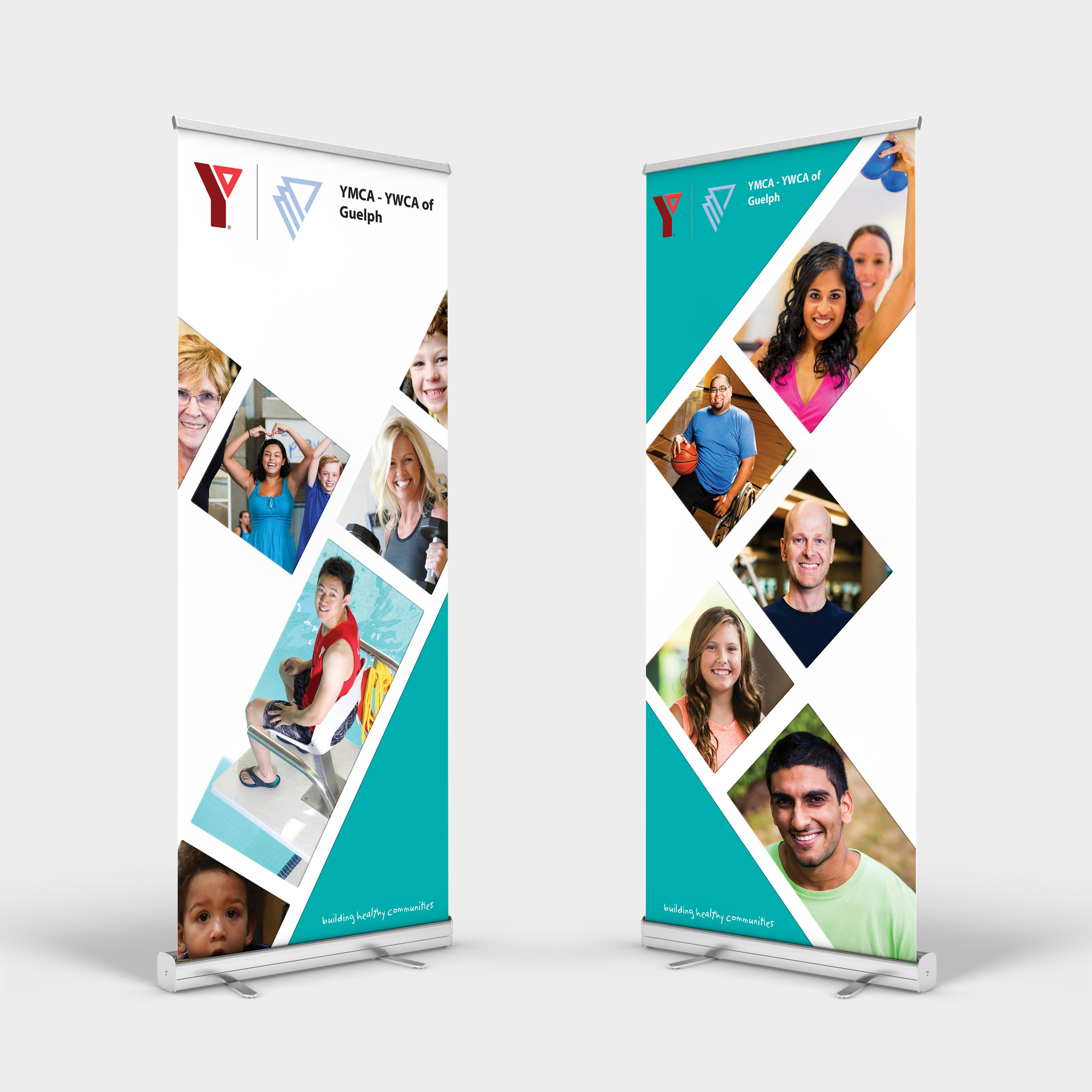 """Pop-up Banners (36"""" x 72"""")"""