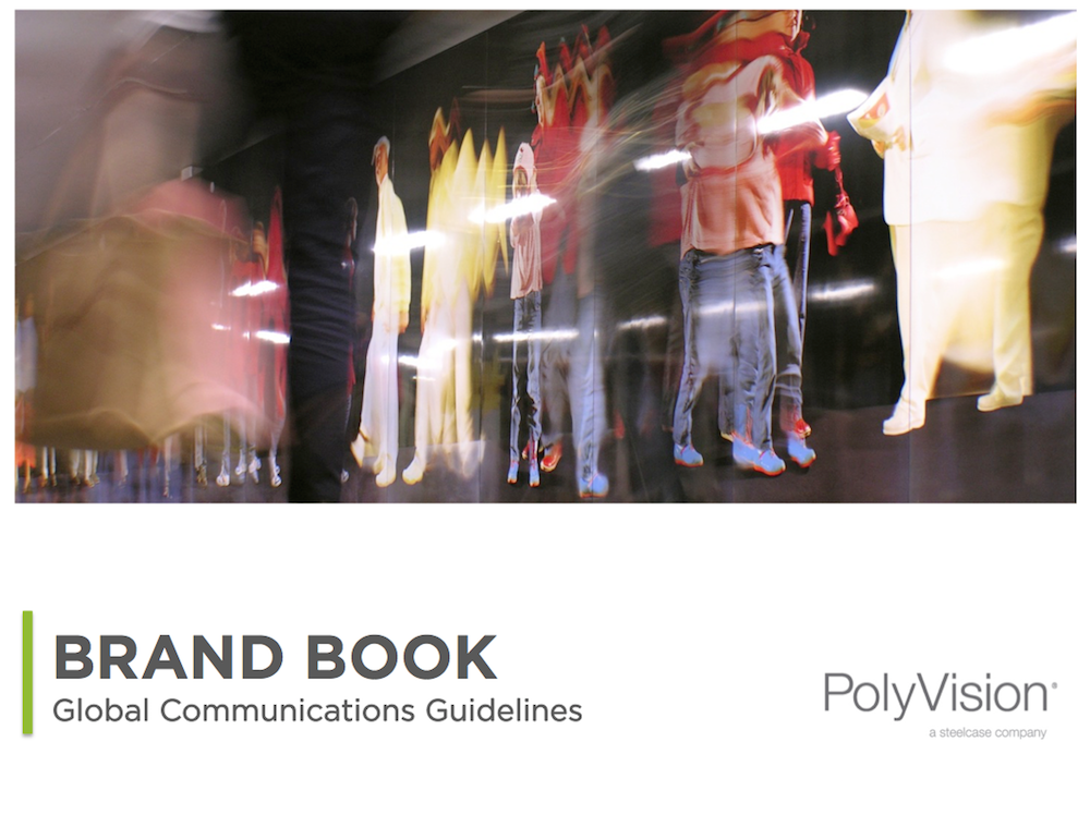 Steelcase Polyvision Brand Guidelines
