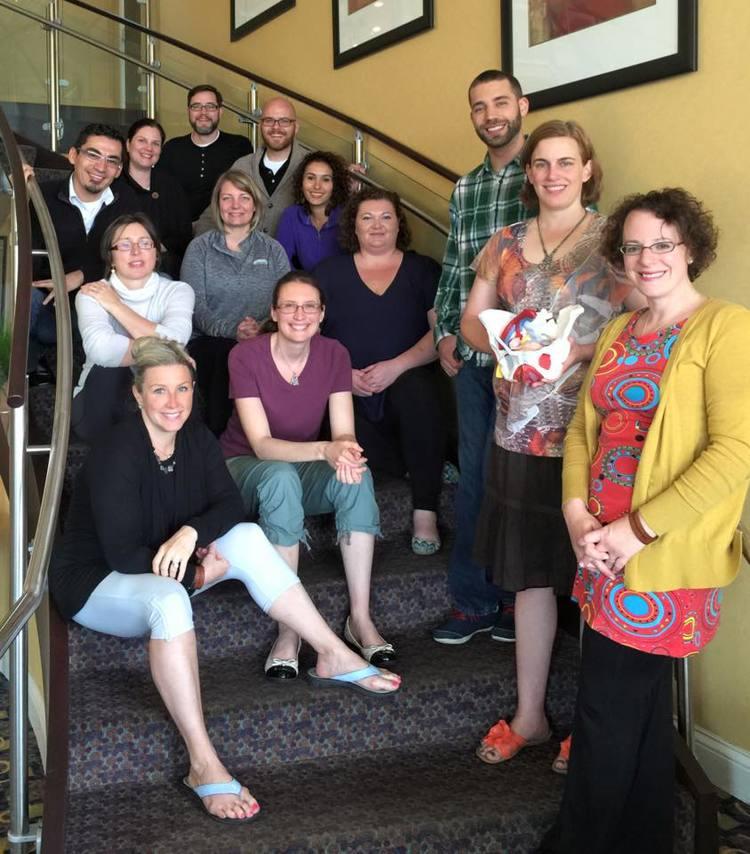 May 2015 Class Photo