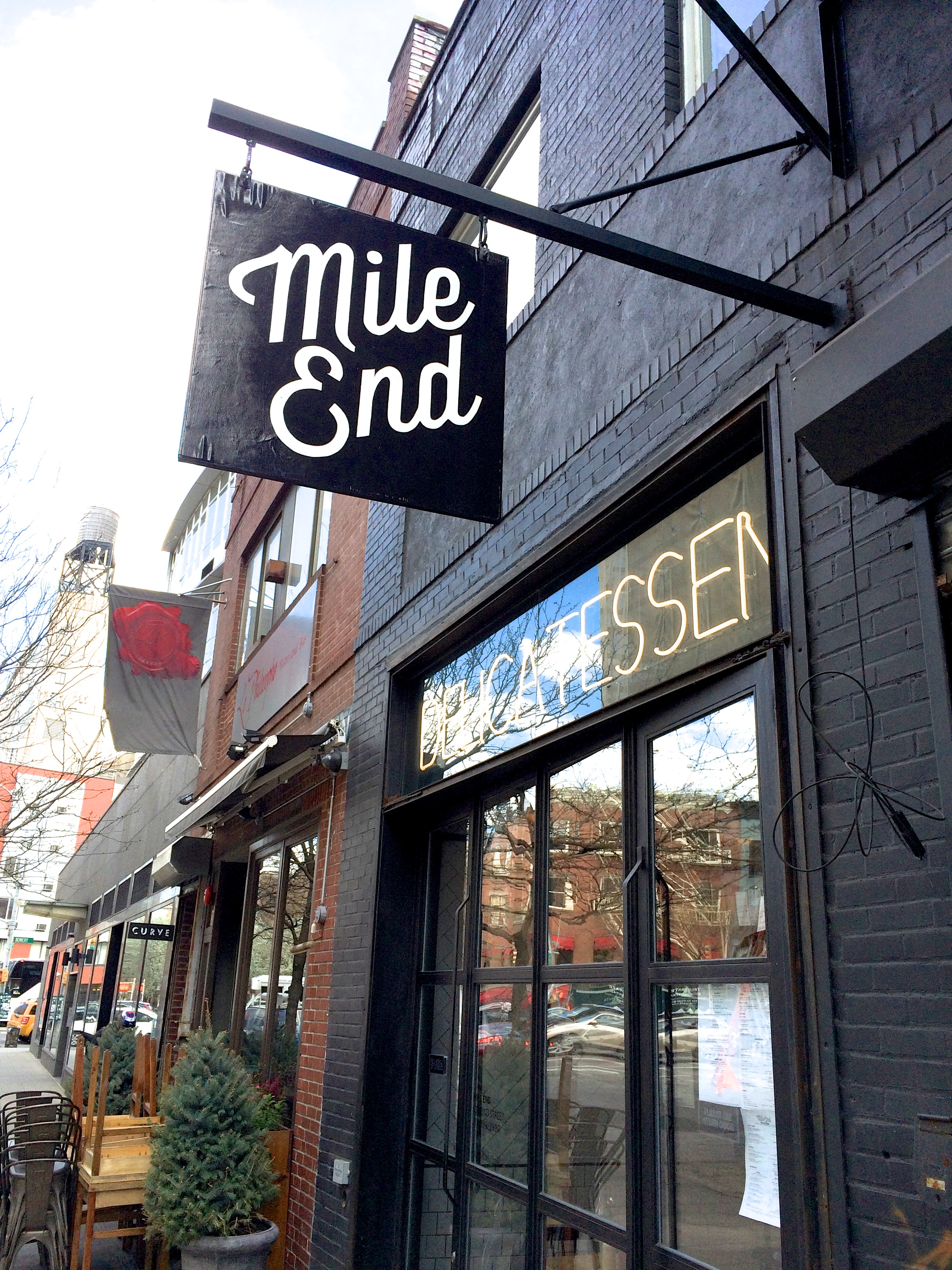 MILE END DELICATESSEN - MANHATTAN