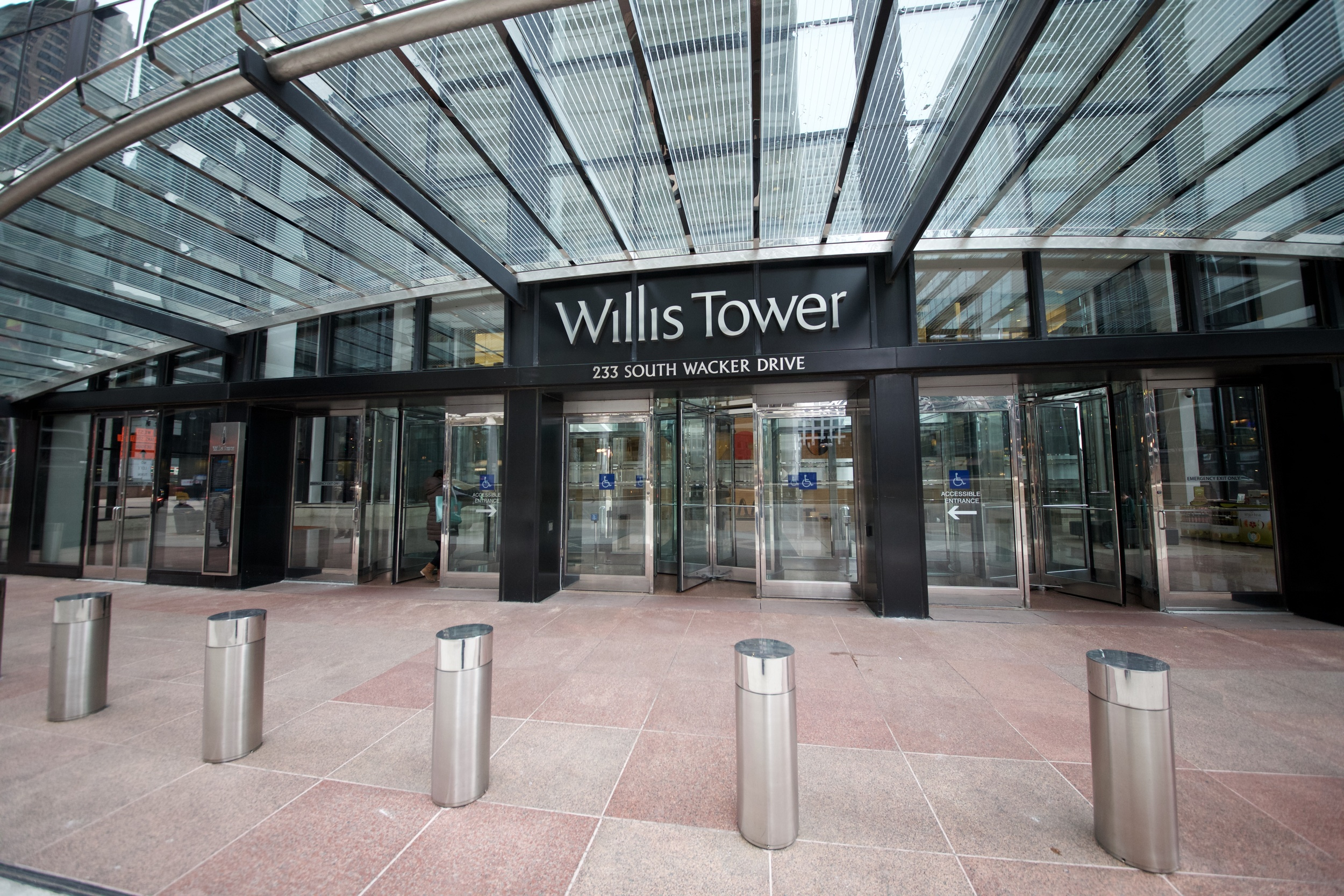 Welcome to Willis Tower
