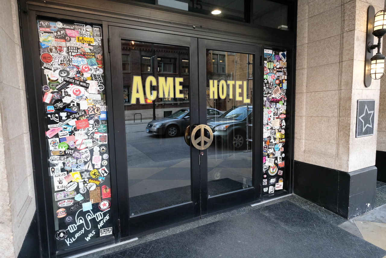 ACME HOTEL COMPANY
