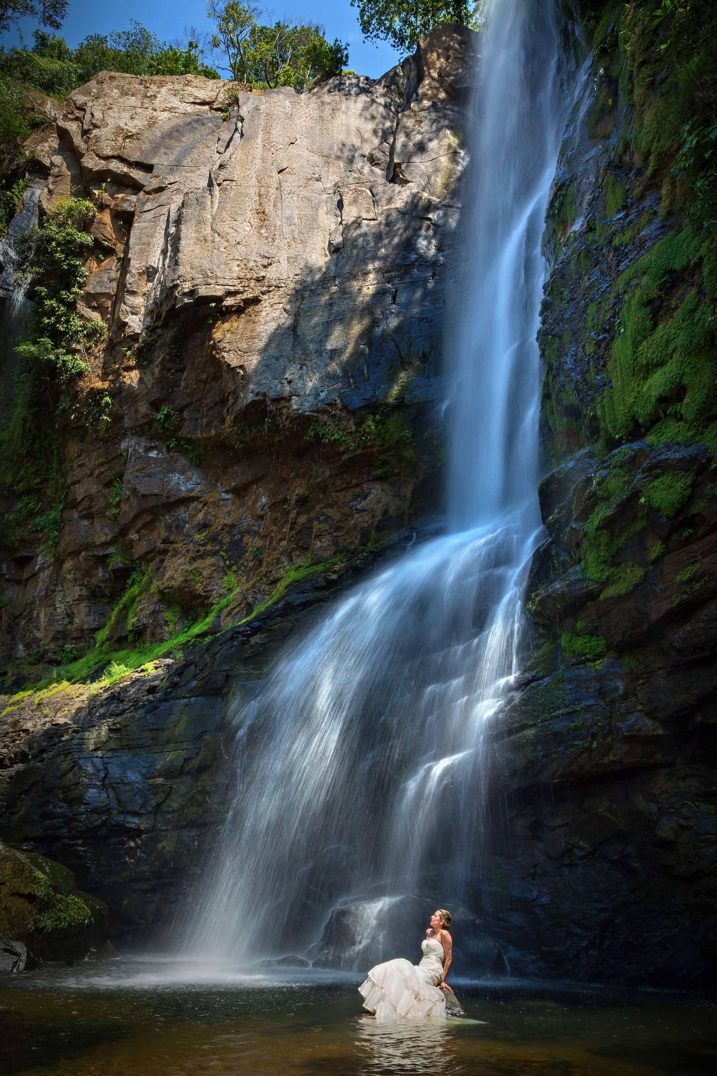 TTD at Nauyaca Waterfalls