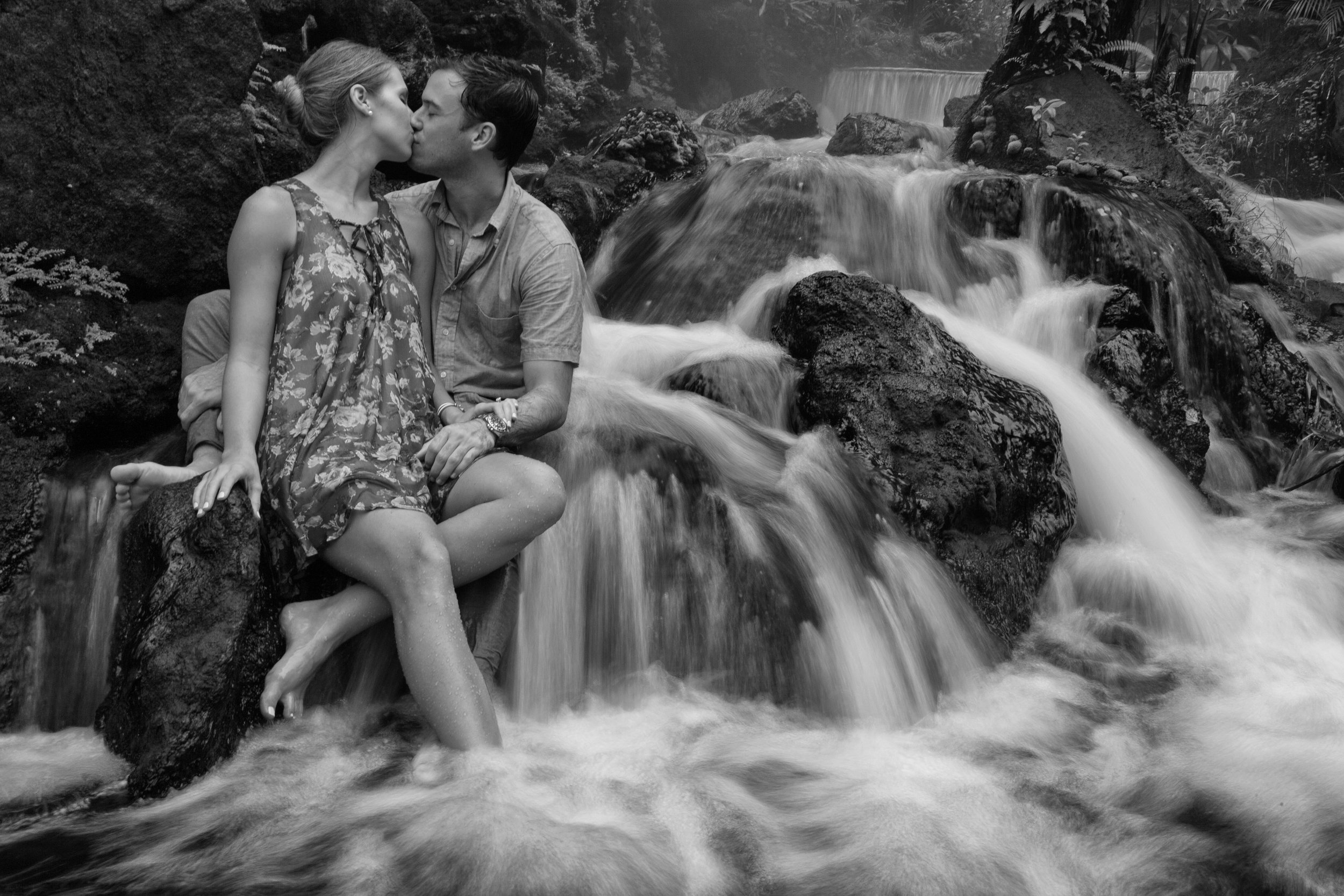 Elopement at Tabacon