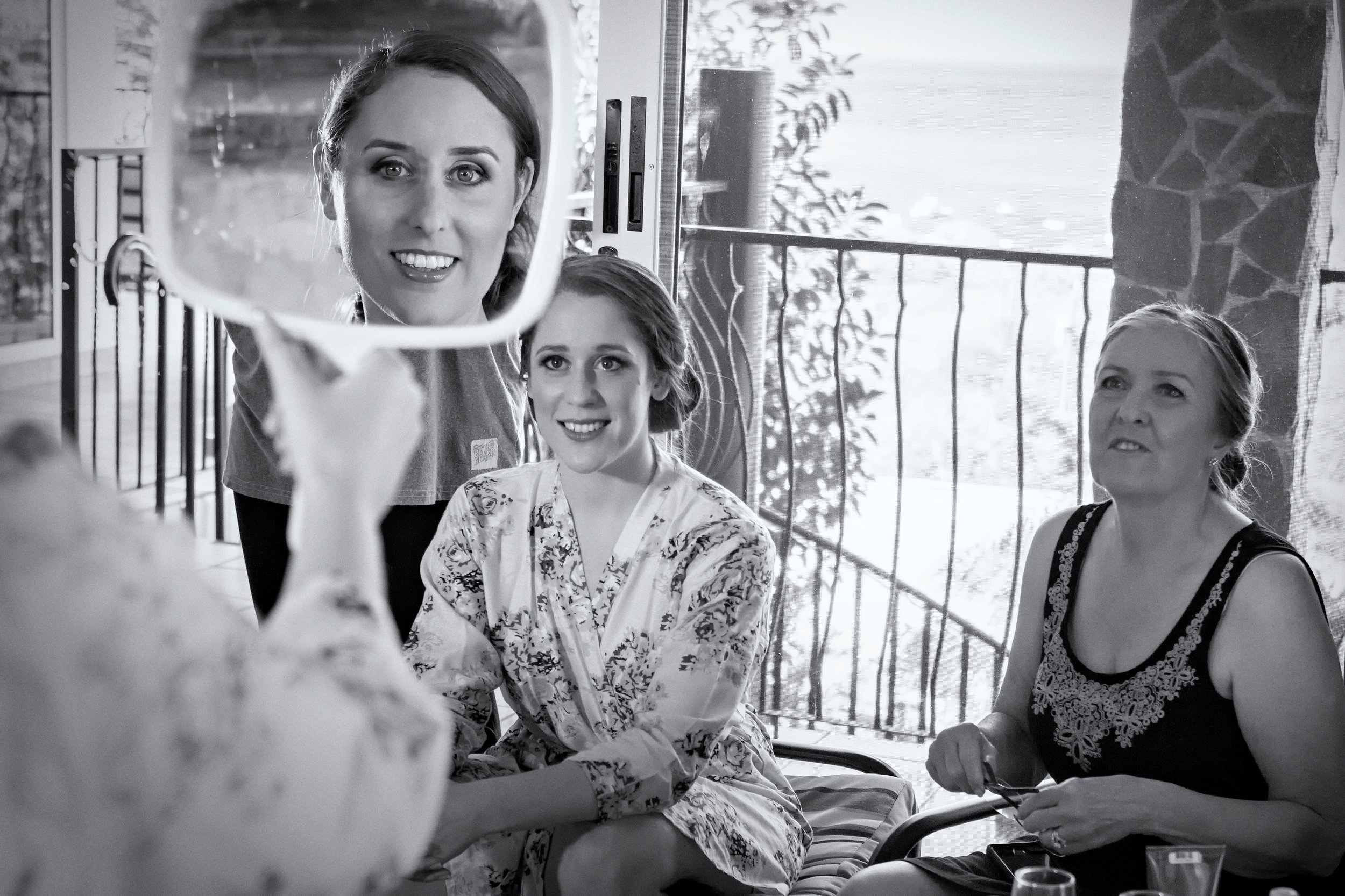 Ocotal Beach Wedding