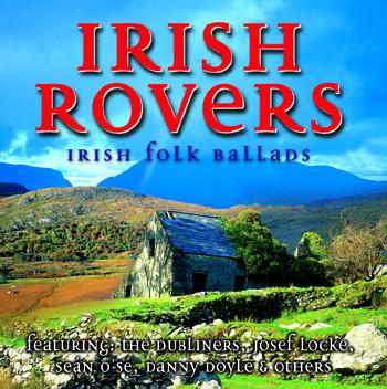 Various Artists - Irish Rovers.jpg