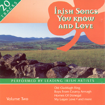 Various Artists - Irish Songs You Know and Love Vol. 2.jpg