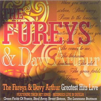 The Fureys & Davey Arthur - Greatest Hits Live.jpg
