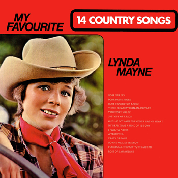 Lynda Mayne - My Favourite 14 Country Songs.jpg