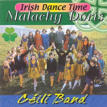 Malachy Doris - Irish Dance Time - Ceili Band.jpg