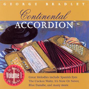 George Bradley - Continental Accordion Vol. 1.jpg
