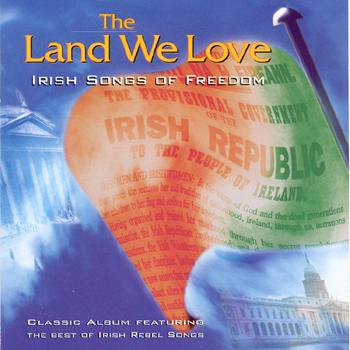 Hugo Duncan - The Land We Love - Irish Songs of Freedom.jpg