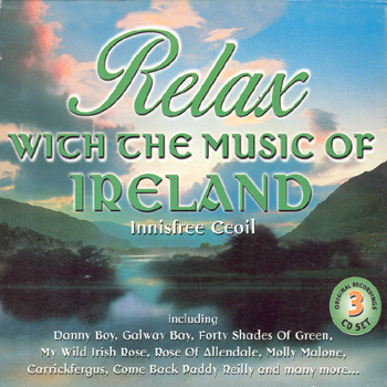 Innisfree Ceoil - Relax With the Music of Ireland.jpg