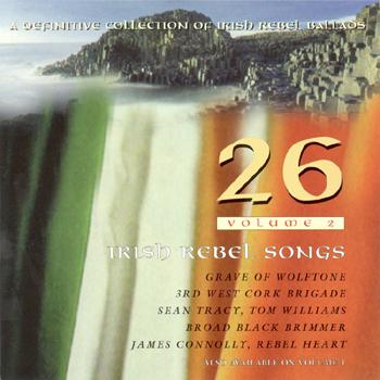 Declan Hunt - 26 Irish Rebel Songs Vol. 2.jpg