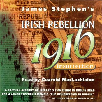 Gearoid MacLachlainn - Irish Rebellion 1916 Insurrection.jpg
