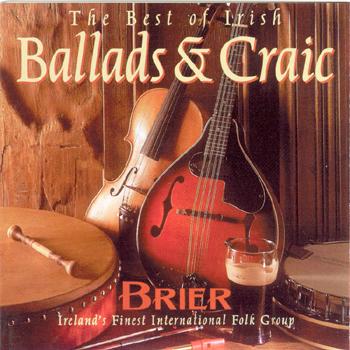 Brier - The Best Irish Ballads & Craic Vol. 1.jpg