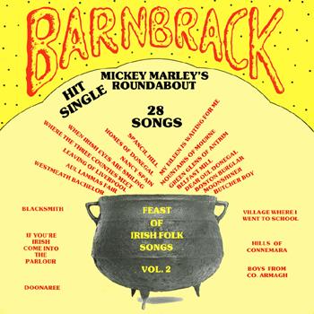 Barnbrack - Feast of Irish Folk Songs Vol.2.jpg