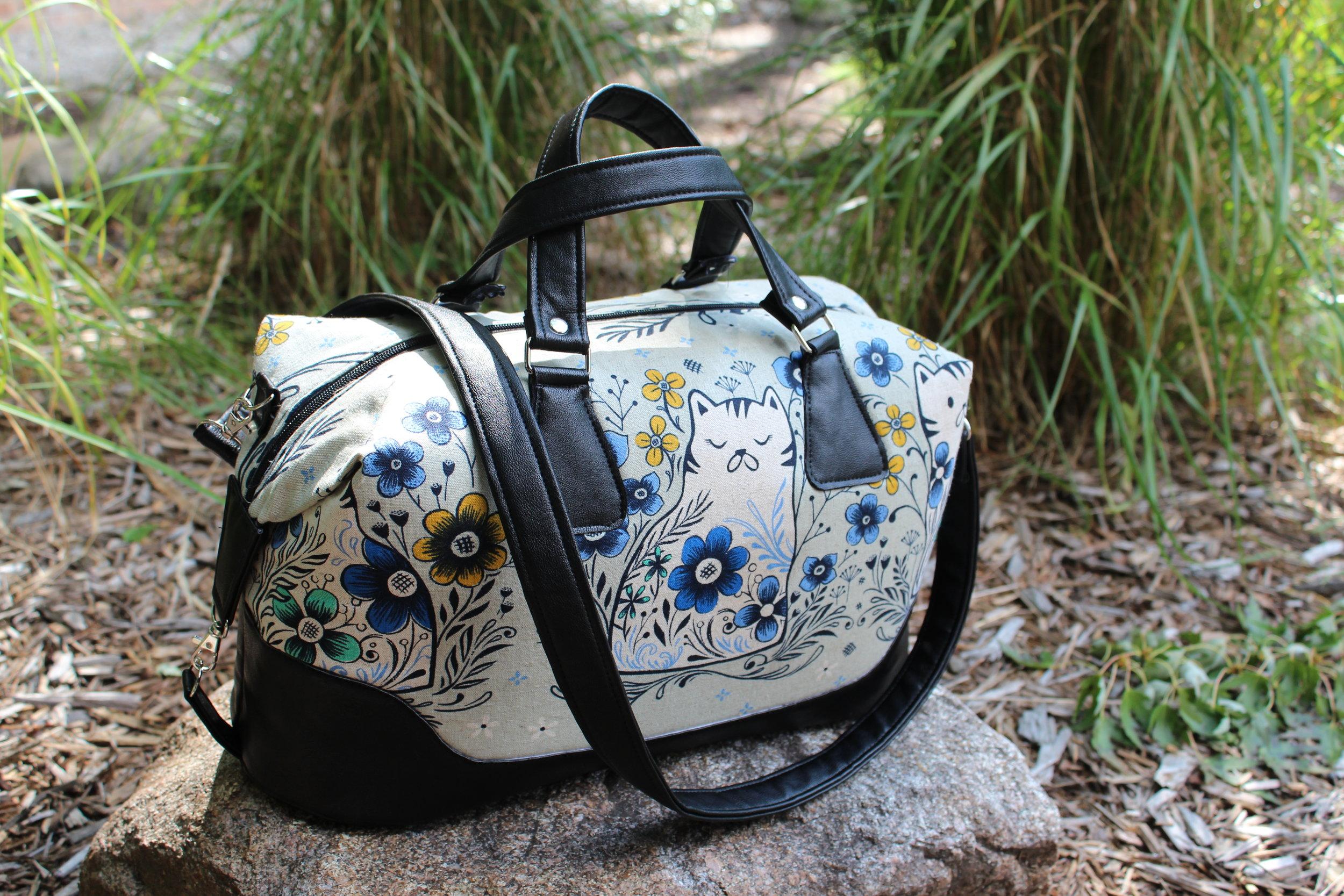 Brooklyn Travel Bag