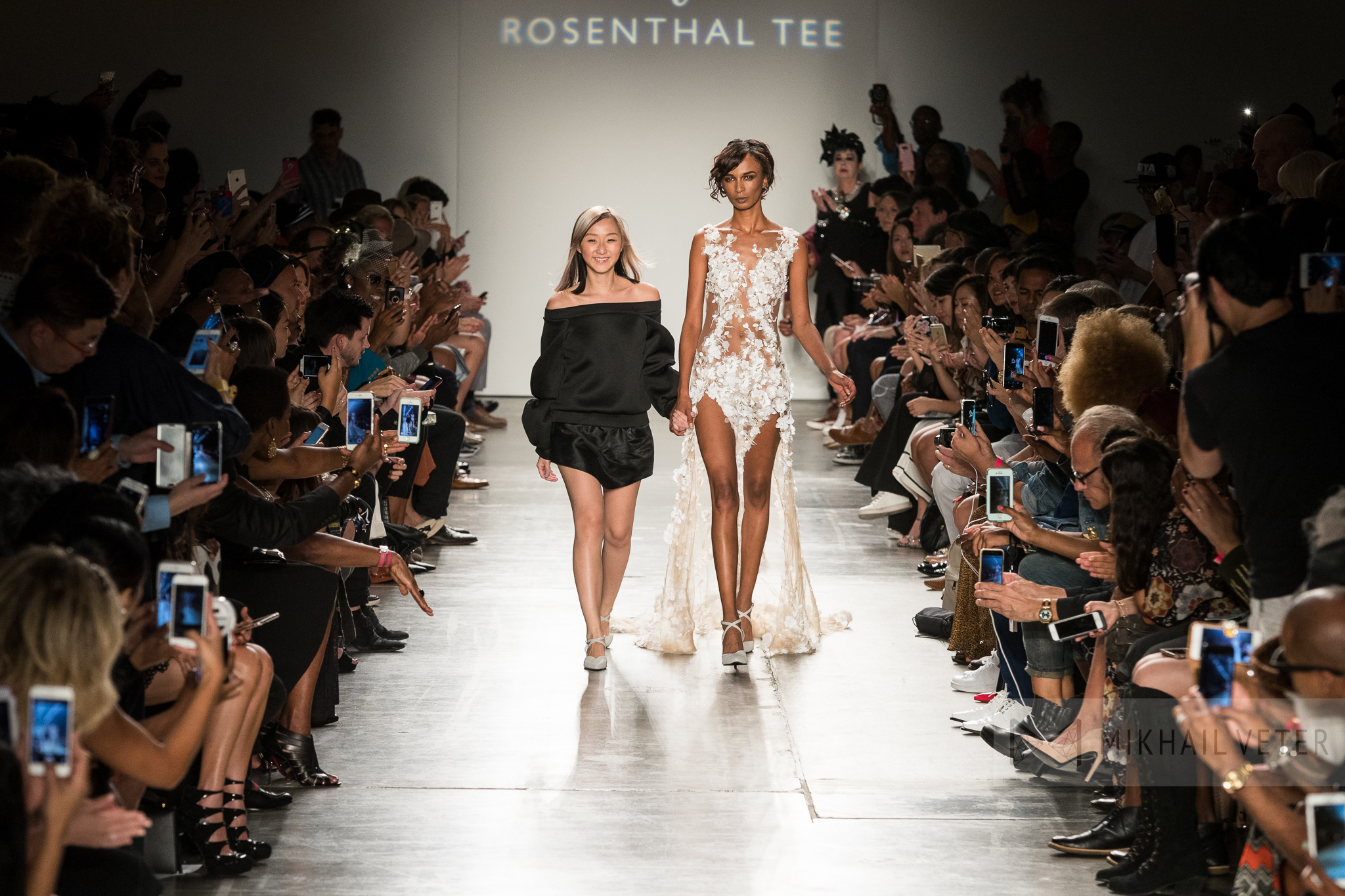 Rosenthal Tee | New York Fashion Week Spring 2017