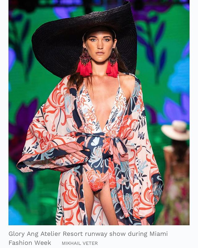 Thank you Miami Fashion Week for another year and featuring great line-up of designer. Thank you @ismaeltrivino for you work promoting Colombian designers on US Market. Always great to see my images in various news agencies. See you next year… and I still have 2 more collection to publish. . #article | https://www.forbes.com/sites/stephanrabimov/2019/06/06/colombia-blooms-at-miami-fashion-week/#510d72d5273b #blog | https://mikhailveter.com/miami-fashion-week #photographer | Mikhail Veter @mikhailveter #mikhailveter #runway #fashionweek #event | Miami Fashion Week@miamifashionweek#MIAFW #miamifashionweek #miamistyle #miamilife