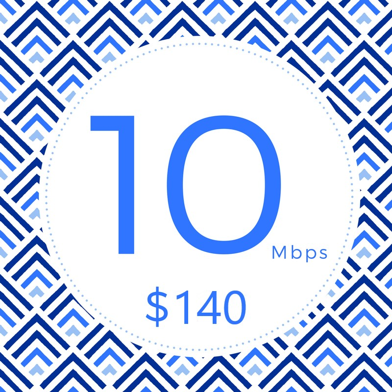 With all your online activities covered, you can take a breather.  • Multiple Users  • Online Gaming  • Stream HD Video  • Up to 10Mbps↓ 2Mbps↑  • Unlimited Data  • T.E.C. Plan