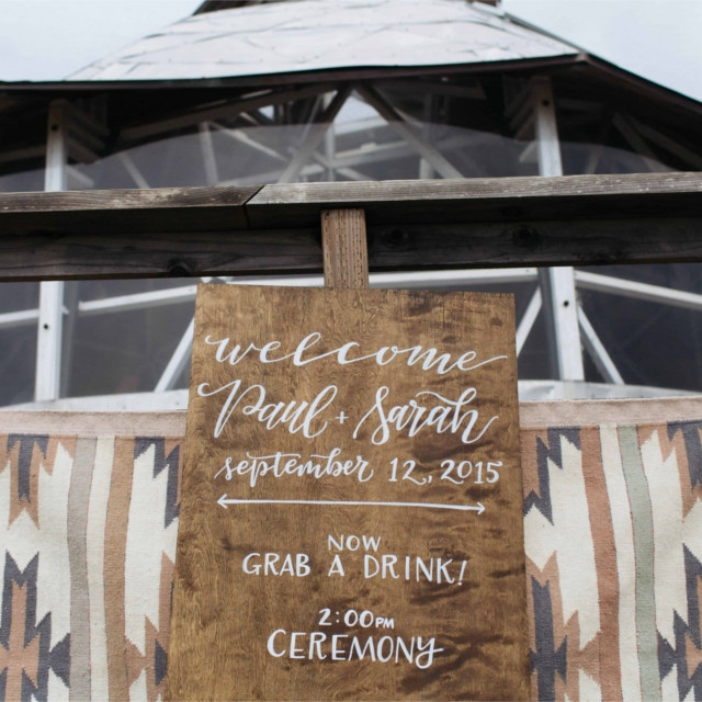 Rustic Beach Wedding-Welcome Sign Wood Sign.jpg