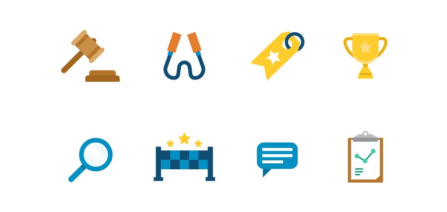 Web Icon Suite