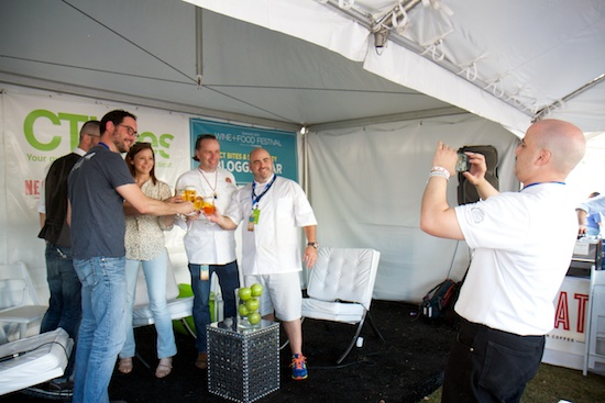 Mixologists meet master brewer for Stella Artois
