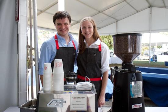 espresso NEAT's Rachel & Kyle
