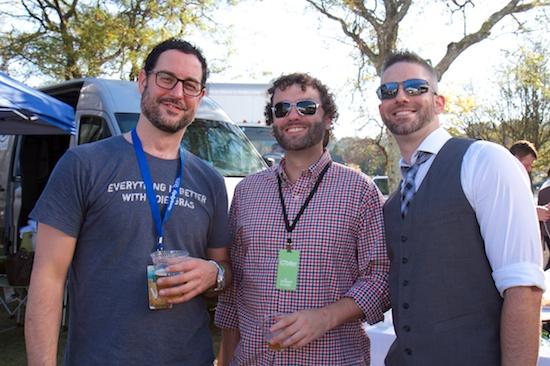 Jeff Marron, James Gribbon, Adam Patrick