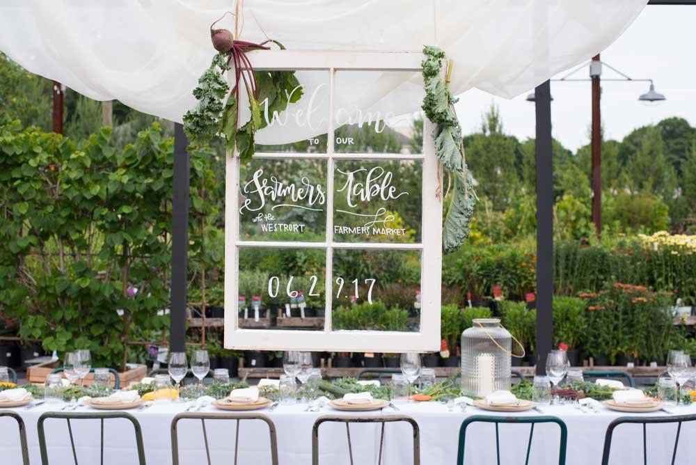 Terrain Garden Cafe Hosts Farmers Table Dinner W The