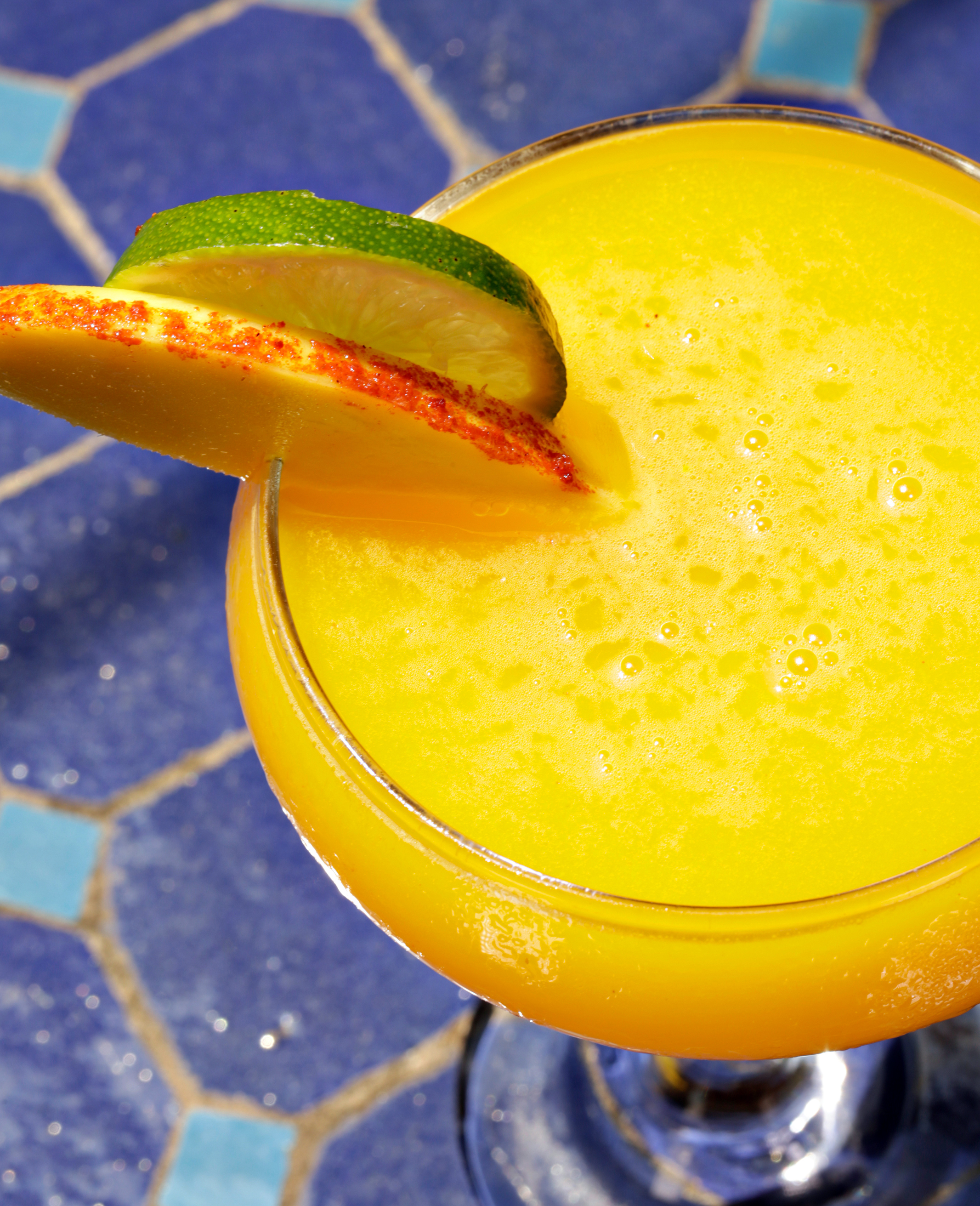 Evarito's Mexican Kitchen - Mango Margarita.jpg